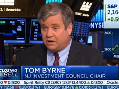 Tom Byrne on Closing Bell